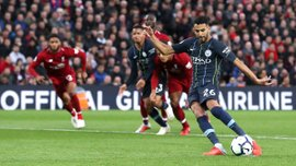 Ливерпуль – Манчестер Сити – 0:0 – видеообзор матча
