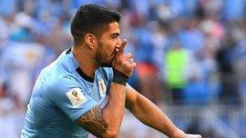 Суарес пропустить два найближчі матчі збірної Уругваю через сімейні обставини