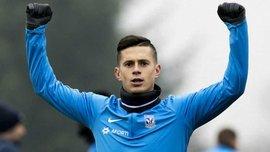 Костевич забил за Лех в матче чемпионата Польши