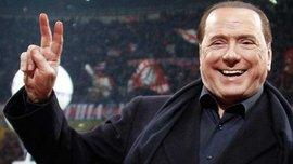 """Берлускони вводит """"фейс-контроль"""" для игроков своей новой команды из серии С – Неймар бы сбежал"""