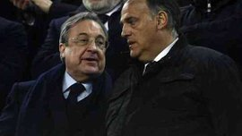 Президент Ла Лиги Тебас резко раскритиковал Реал из-за отказа играть матчи чемпионата в США