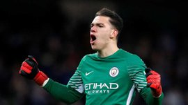Эдерсон феерит на тренировке Манчестер Сити – невероятный удар из-за пределов поля