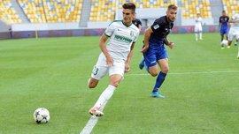 Шастал забил невероятный гол со штрафного в матче с Черноморцем