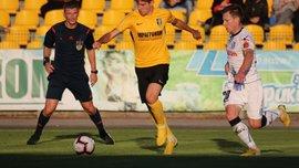Александрия – Черноморец – 3:2 – видео голов и обзор матча