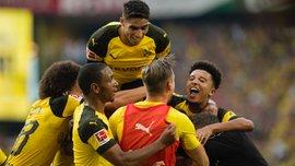 Боруссия Д – Аугсбург – 4:3 – видео голов и обзор матча