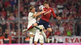 Бавария – Боруссия М – 0:3 – видео голов и обзор матча