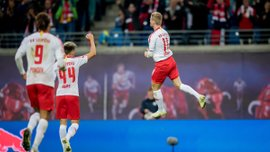 РБ Лейпциг знищив Нюрнберг та піднявся на друге місце чемпіонату: 7-й тур Бундесліги, матчі неділі