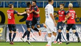 Ворскла – Арсенал-Киев – 0:2 – видео голов и обзор матча