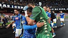 Наполи– Сассуоло – 2:0 – видео голов и обзор матча