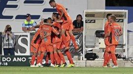 Суперник Ворскли в ЛЄ Спортінг програв аутсайдеру чемпіонату Португалії Портімоненсе