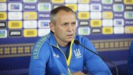 Швед, Русин, Коваленко и еще 21 игрок вызваны на заключительные матчи сборной Украины U-21 в отборе на Евро-2019