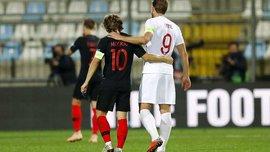 Хорватия – Англия – 0:0 – видеообзор матча