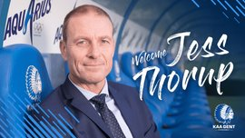 Гент Яремчука и Пластуна назначил нового тренера
