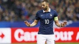 Бензема ответил на критику со стороны президента Федерации футбола Франции