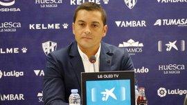 Уеска оголосила про призначення нового головного тренера