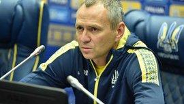 Головко: Есть большая вероятность того, что Лунин завтра будет играть против сборной Шотландии