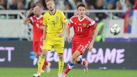 Ліга націй: Швеція розписала безгольову нічию з Росією