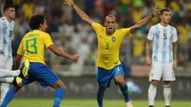 Бразилія – Аргентина – 1:0 – відео гола та огляд матчу