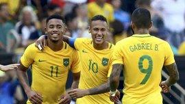 Бразилия на классе победила в спарринге с аравийцами
