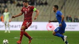 Ліга націй: Греція перемогла Угорщину, Люксембург перервав безпрограшну серію у матчі з Білоруссю
