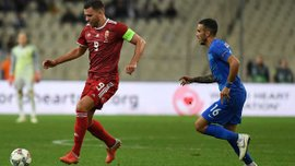 Лига наций: Греция победила Венгрию, Люксембург прервал беспроигрышную серию в матче с Беларусью