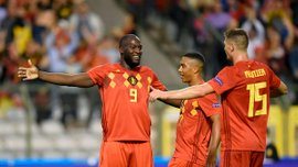 Бельгия – Швейцария – 2:1 – видео голов и обзор матча
