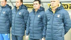 Сборная Украины U-21 провела спарринг с Оболонь-Броваром