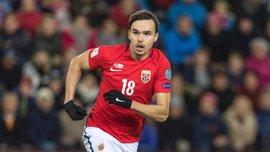 Сельнес пушечным выстрелом забил гол в матче Лиги наций против Словении