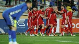 Грузія – Андорра – 3:0 – відео голів та огляд матчу
