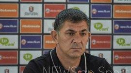 Тренер Армении попытался объяснить позорное поражение от Гибралтара
