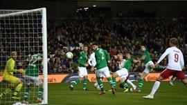 Ірландія – Данія – 0:0 – відеоогляд матчу