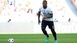 Боатенг получил травму и покинул расположение сборной Германии