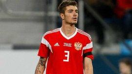 Уроженец Украины Нойштедтер забил дебютный гол за сборную России