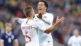 Шотландия – Португалия – 1:3 – видео голов и обзор матча