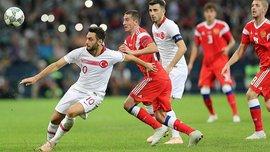 Россия – Турция – 2:0 – видео голов и обзор матча
