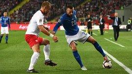Польша – Италия – 0:1 – видео гола и обзор матча