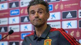 Луис Энрике призвал не сравнивать сборную Испании с Барселоной