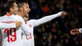 Ісландія – Швейцарія – 1:2 – відео голів і огляд матчу