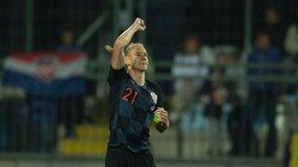Вида голом помог сборной Хорватии обыграть Иорданию