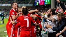 Ирландия – Уэльс – 0:1 – видео гола и обзор матча