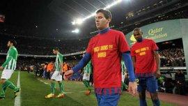 """""""Игроки знают, когда Месси злой"""": Абидаль рассказал о поведении аргентинца"""