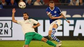 Шальке – Вердер – 0:2 – видео голов и обзор матча