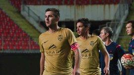 Перша ліга: Суми в меншості здобули нічию у матчі з Миколаєвом