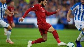 Ливерпуль минимально одолел Хаддерсфилд благодаря юбилейному голу Салаха: 9 тур АПЛ, матчи субботы