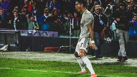 Роналду установил уникальный рекорд результативности