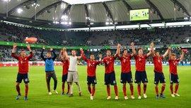 Вольфсбург – Бавария – 1:3 – видео голов и обзор матча