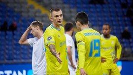 Ордабасы с Ковальчуком прервал 5-матчевую победную серию Астаны