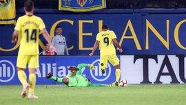 Вильярреал – Атлетико – 1:1 – видео голов и обзор матча