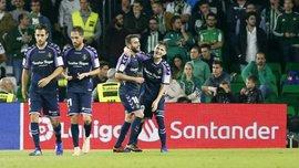 Вальядолід мінімально здолав Бетіс: 9 тур Ла Ліги, матчі неділі