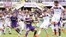 Фіорентина не змогла обіграти Кальярі: 9 тур Серії А, матчі неділі